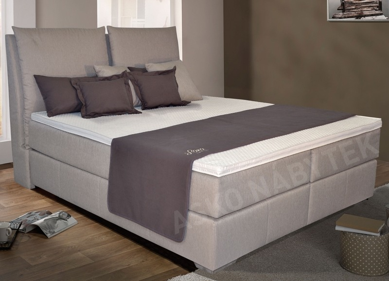 postel boxspring edmond 180x200 cm asko n bytek. Black Bedroom Furniture Sets. Home Design Ideas