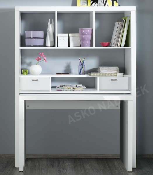 Regal s psacim stolem shelf & write 3386 asko - nabytek.
