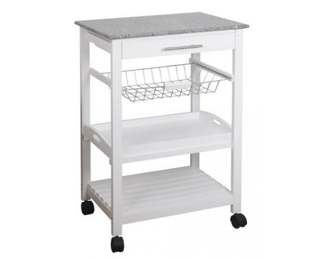 Servírovací stolek š/v/h: 58/85/40 cm