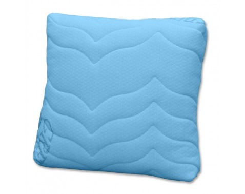 Ortopedický polštárek-modrá š/v/h: cca. 37x14x37cm