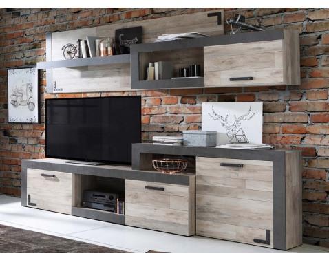 AJk zařídit obývací pokoj s kuchyní Ob�vac� st?na Nagore