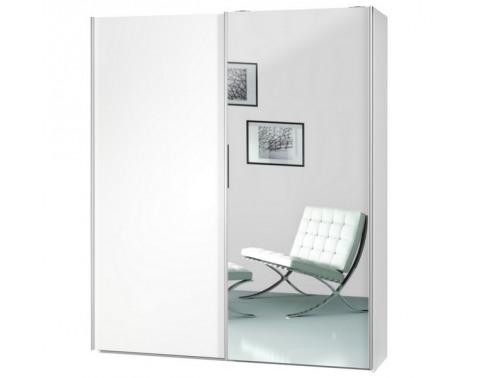 Šatní skrín, š/v/h cca. 150x194x42 cm
