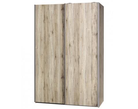 Šatní skrín, š/v/h cca:. 120x194x61 cm