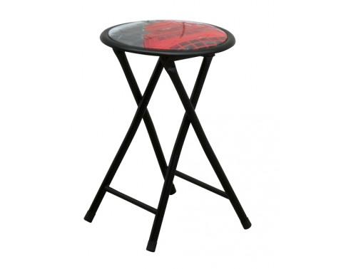Skládací stolicka, š/v/h: cca. 29x45x30 cm