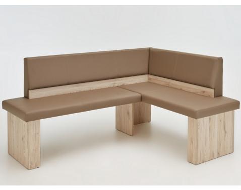 Rohová lavice š/v/h: 130/170x84x42 cm