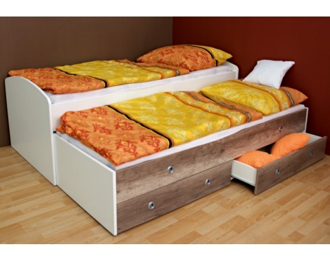 Postel PATRIK COLOR AS-43 90x200