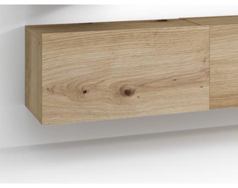Levně Nástěnná skříňka Enjoy, dub artisan, 60 cm