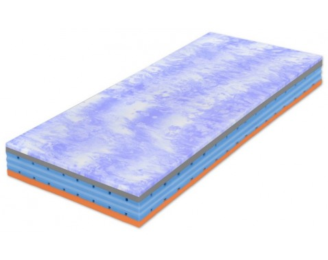 Matrace Airspring Bluegel 90x200 cm