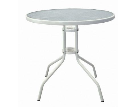 Zahradní stolek-kulatý 70x72 cm