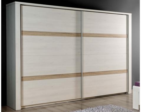Skrín s posuvnými dvermi š/v/h: 292x215x63cm