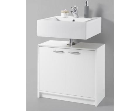 koupelnová skrínka s umyvadlem š/v/h: 62,8x55x28,5 cm