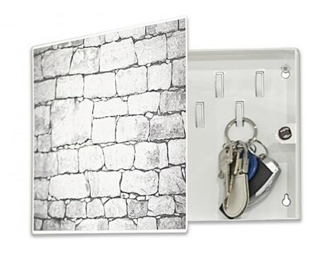 Schránka na klíce Mauer š/v/h: 28x19x4 cm