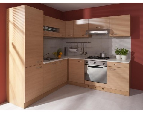 Kuchynský blok š/v/h: 220+150x210x62,5