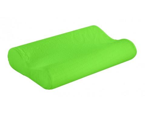 Ortopedický polštárek-zelený š/v/h: cca. 40x8x25 cm