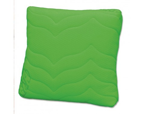 Ortopedický polštárek-zelená š/v/h: cca. 37x14x37cm