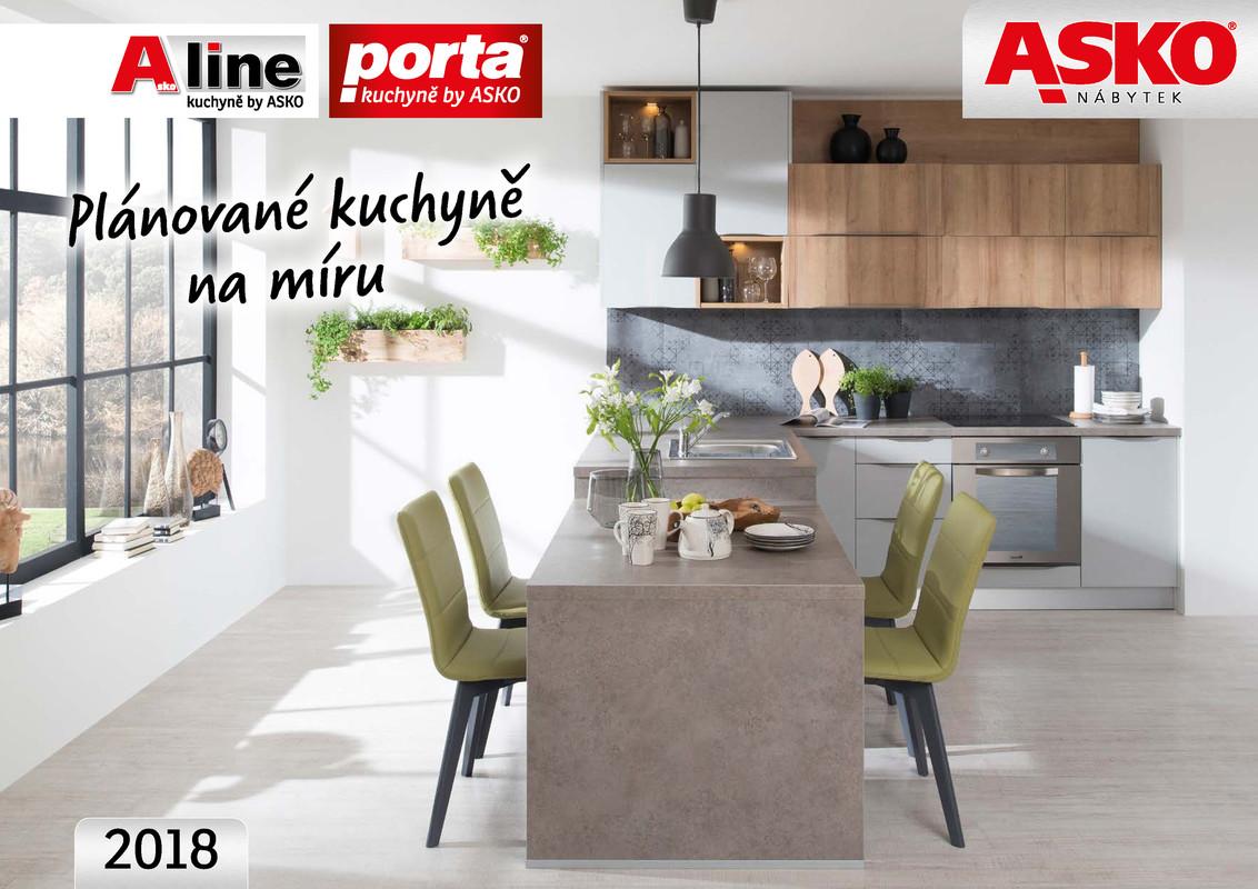 Katalog Asko Nábytek A-line