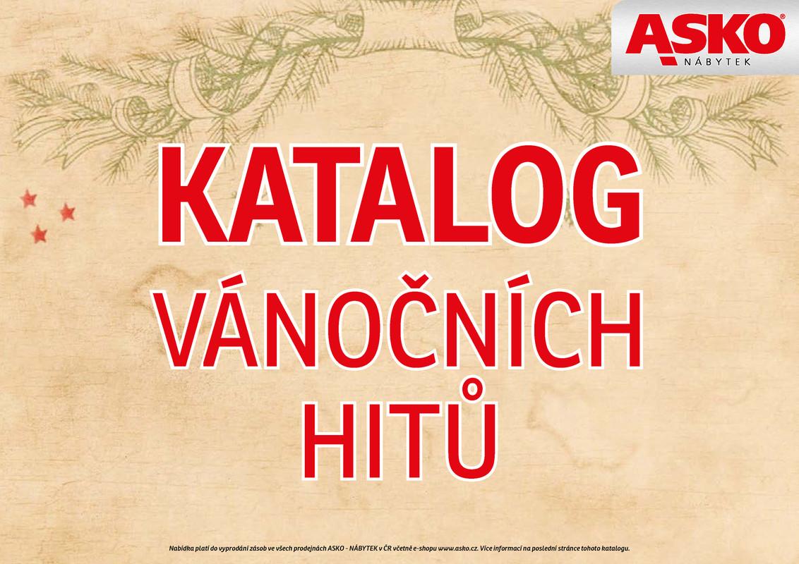 Katalog Asko Nábytek Cenové Hity