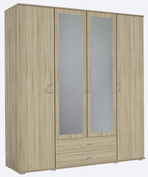Šatní skříň TWIN A6P63-2725