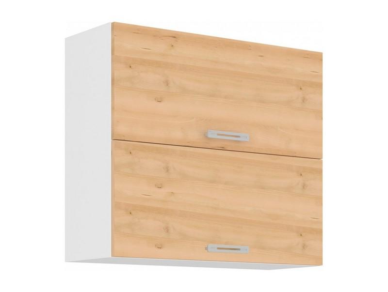 Horní kuchyňská skříňka Iconic 60GU-72, buk iconic, šířka 60 cm