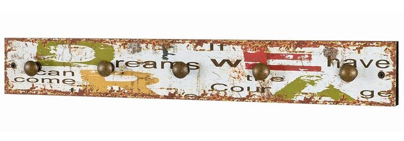 Nástěnný věšákový panel Dream 5 (42826)