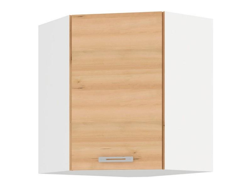 Horní rohová kuchyňská skříňka Iconic 60/60NAR, buk iconic, šířka 60/60 cm