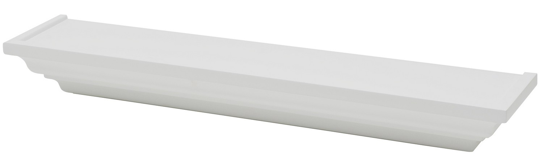 Police na stěnu Duraline Classic 60 cm, bílá