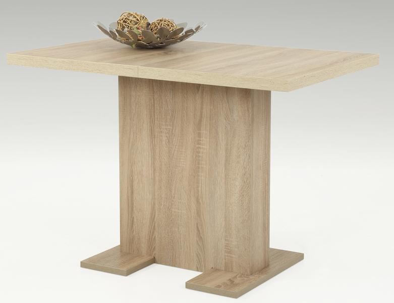 Jídelní stůl Britt 110x69 cm, dub sonoma