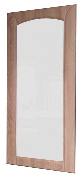Nástěnné zrcadlo Palma 47x115 cm, dub Sonoma