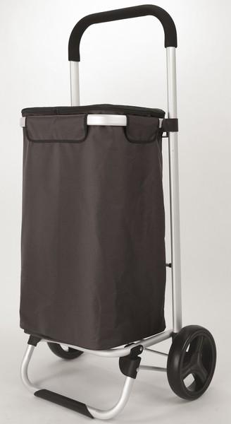 Nákupní taška na kolečkách Trolley, šedá
