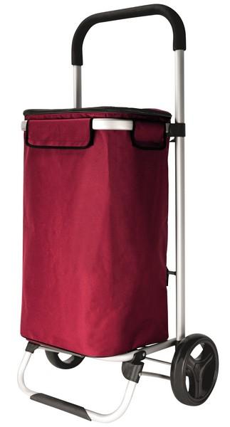 Nákupní taška na kolečkách Trolley, červená