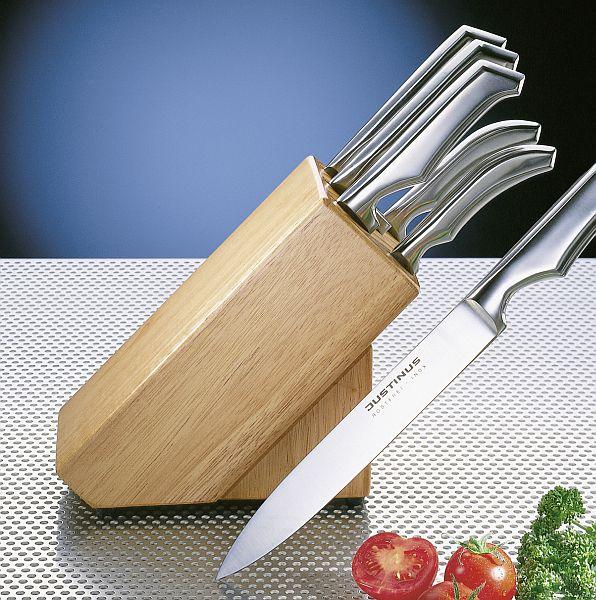 Sada nožů ve stojanu STEEL DESIGN 106870