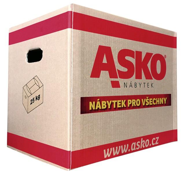 Krabice na stěhování ASKO (45,5x34,5x41 cm)