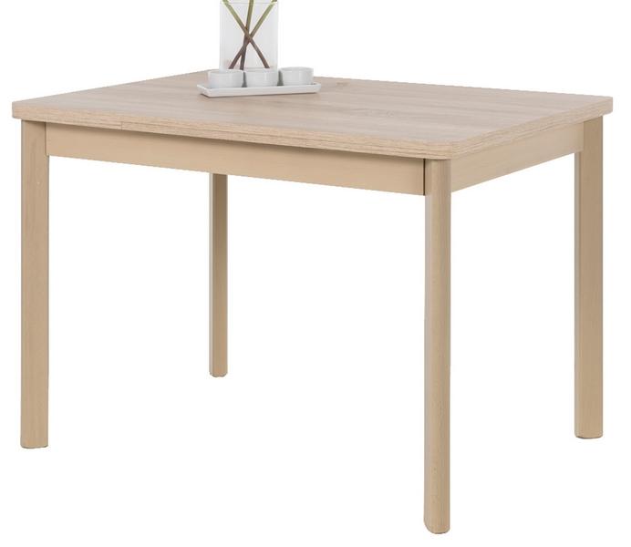 Jídelní stůl Bremen I 110x70 cm, dub sonoma