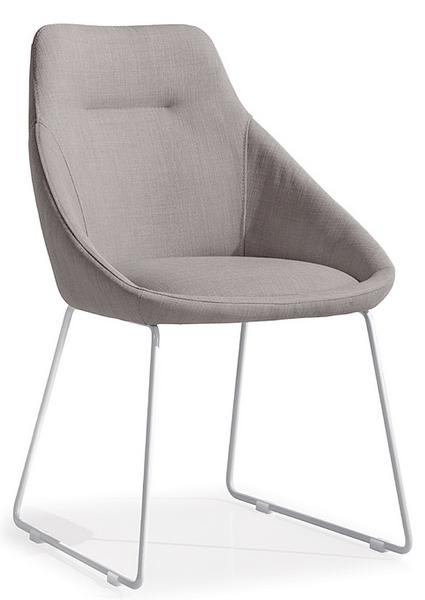 Jídelní židle Monza, šedá