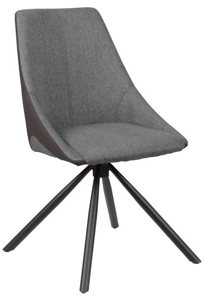 Jídelní židle Fiesta, šedá