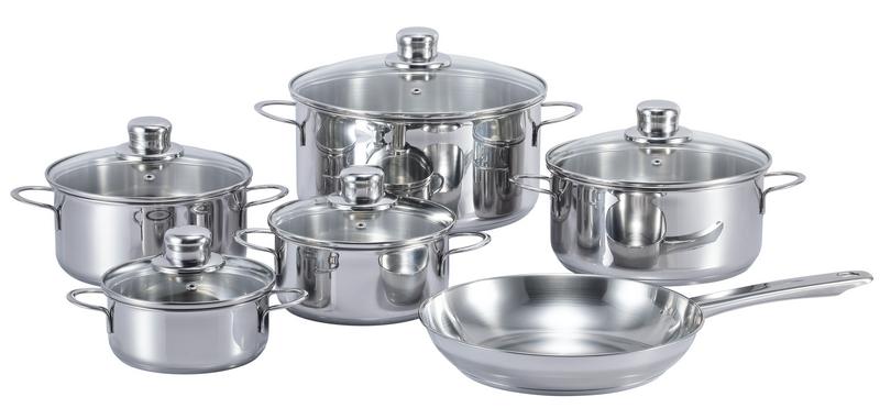 Sada nádobí PEPERONI 400079