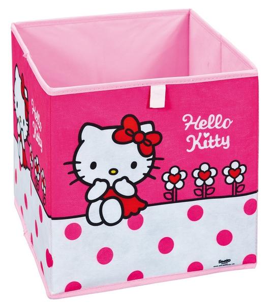 Úložný box Hello Kitty Flower