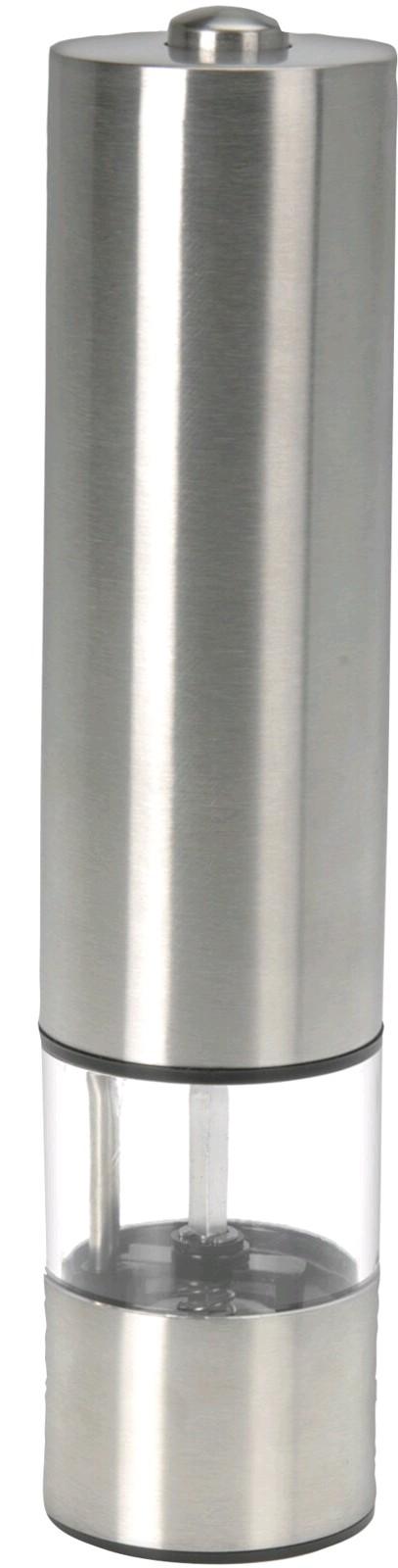 Mlýnek na pepř elektrický, 22 cm