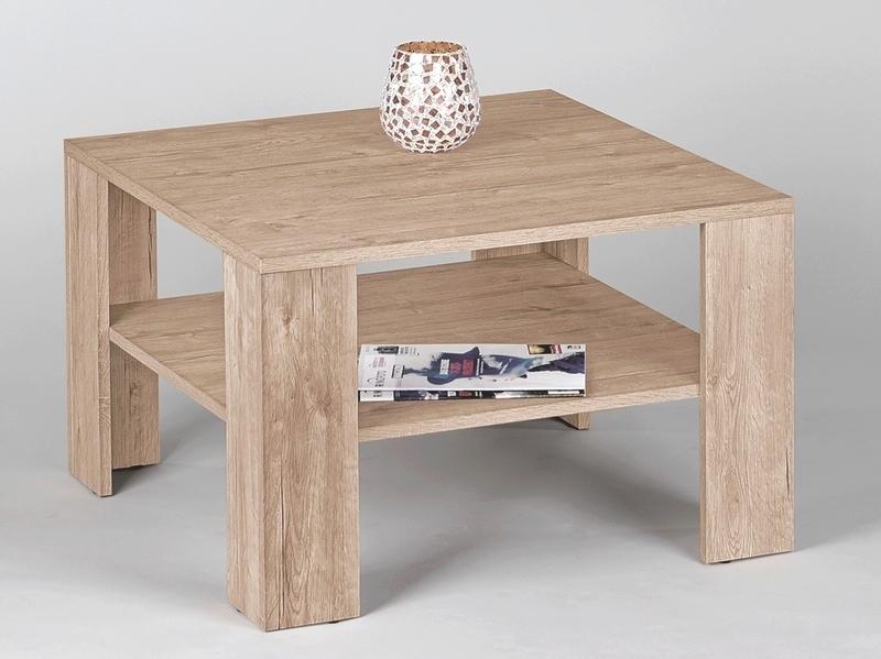 Konferenční stolek Joker mini, dub san remo