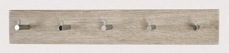 Nástěnný věšák Edmond 42057, dub sonoma