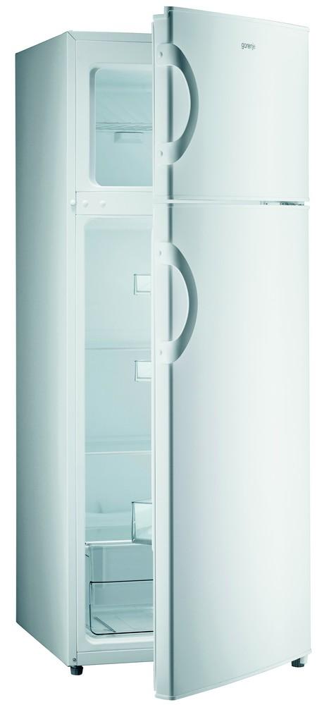 Kombinovaná chladnička s mrazničkou Gorenje RF4142ANW, 60 cm - použité zboží z výstavy