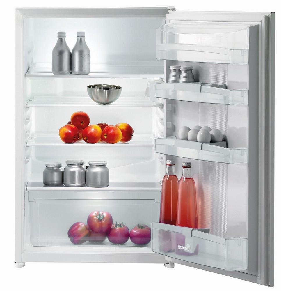 Vestavná chladnička Gorenje RI4091AW - použité zboží z výstavy