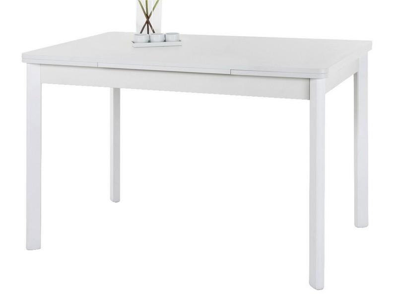 Jídelní stůl Bremen II 90x65 cm, bílý